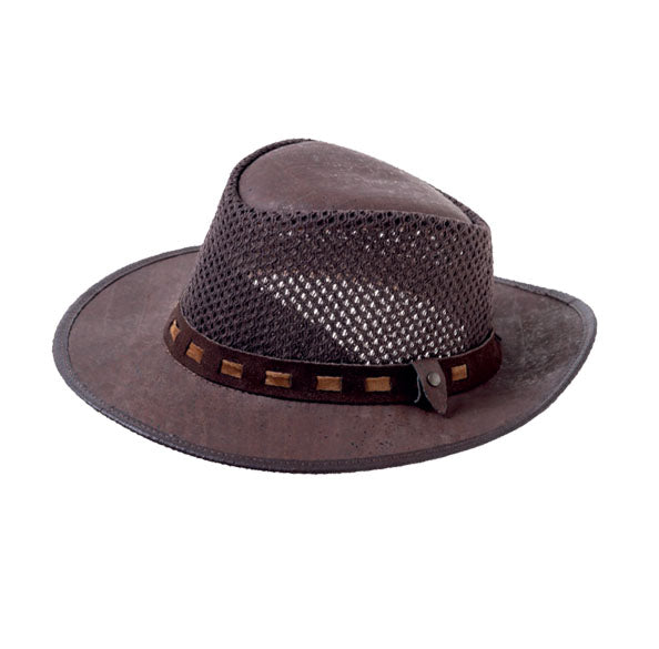 Australian Dark Cork Hat