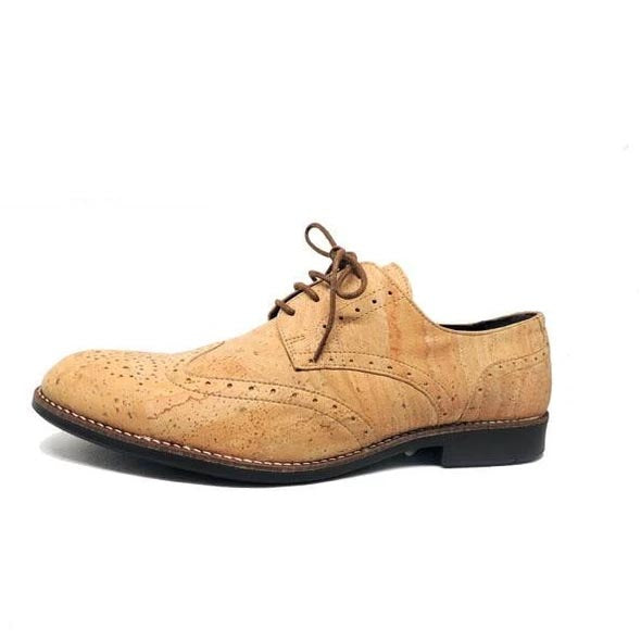 Cork Shoes Oxford Ocreza
