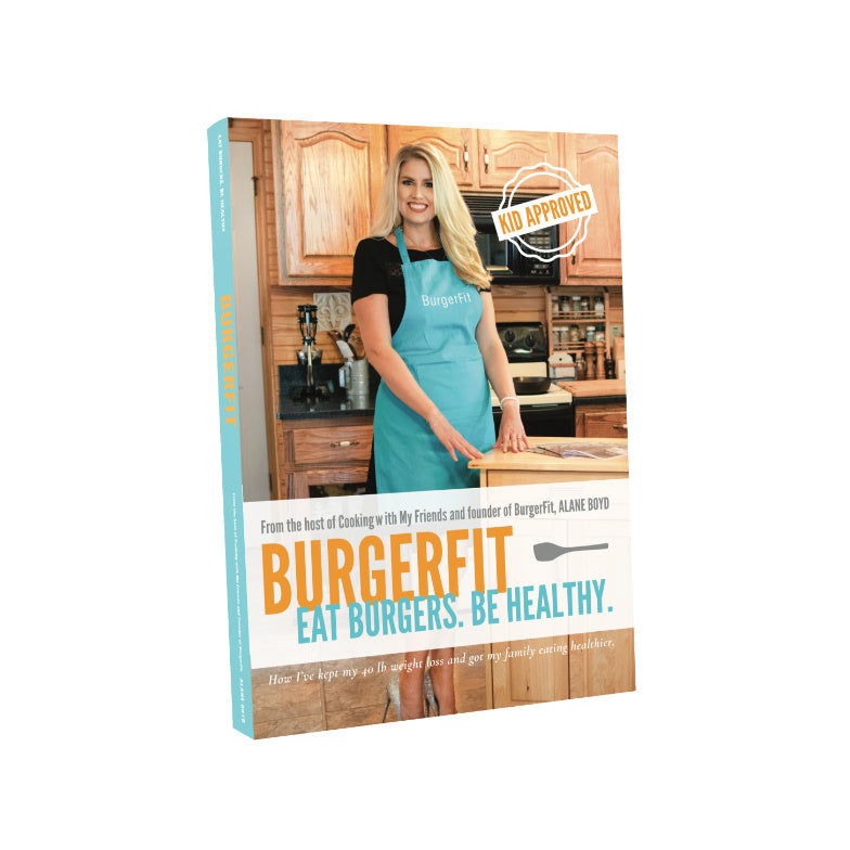 BurgerFit Cookbook