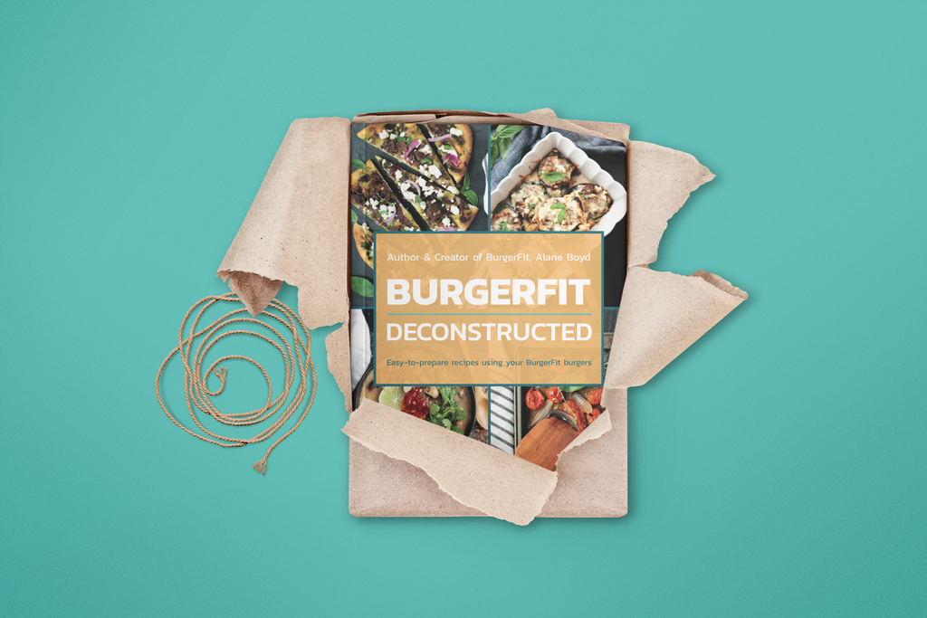 BurgerFit Deconstructed Cookbook