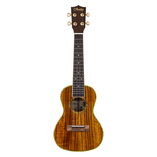 Amumu ASAC-C All Solid Acacia Ukulele Concert Gloss Finish
