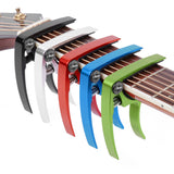 Amumu FC10 Guitar Bass Capo Aluminum Alloy Lightweight 1.1 oz! (Black/Green/Red/Blue/Silver)