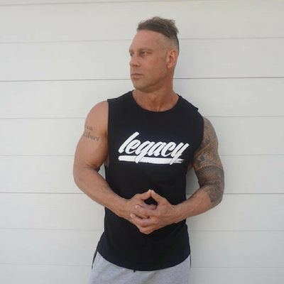 Legacy Sleeveless T-Shirt