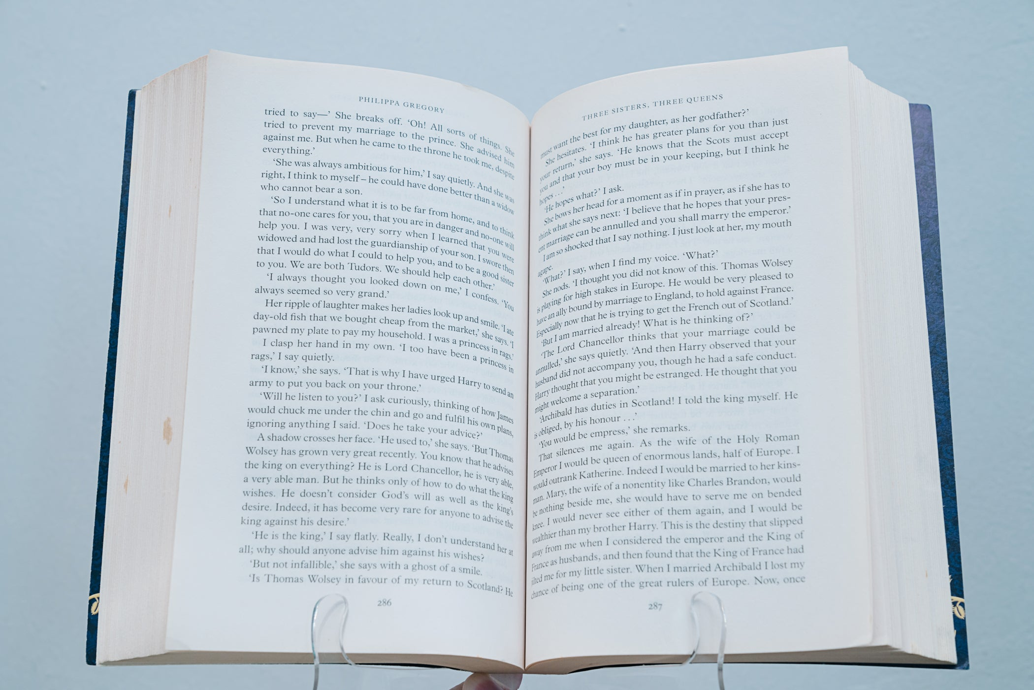 Pages of book in Very Good condition
