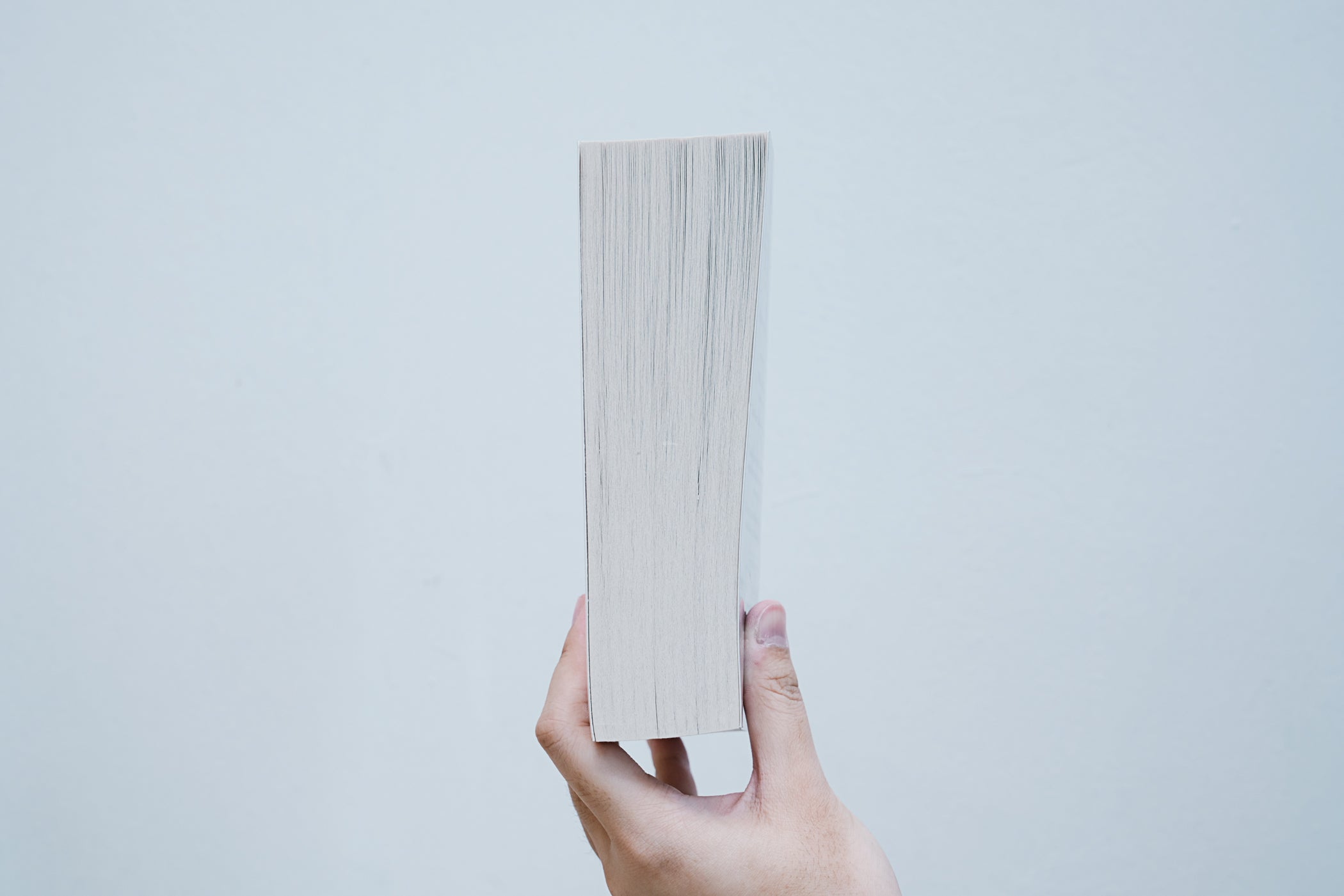 Edges of book in Like New condition