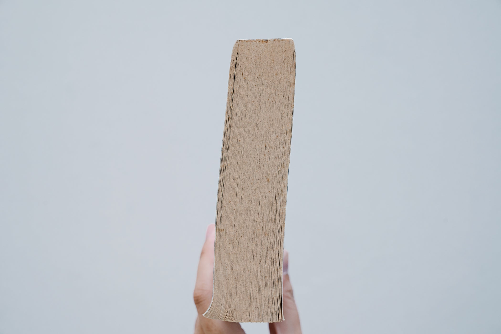 Edges of book in Very Good condition