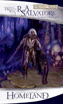 Drizzt 001 : Homeland - The Dark Elf 1