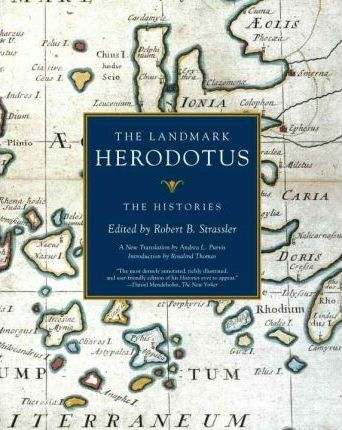 The Landmark Herodotus : The Histories
