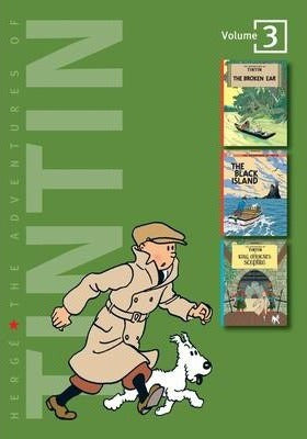 The Adventures of Tintin: Volume 3 (Compact Editions)