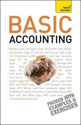 Basic Accounting : The step-by-step course in elementary accountancy