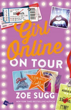 Girl Online: On Tour - The Second Novel By Zoella
