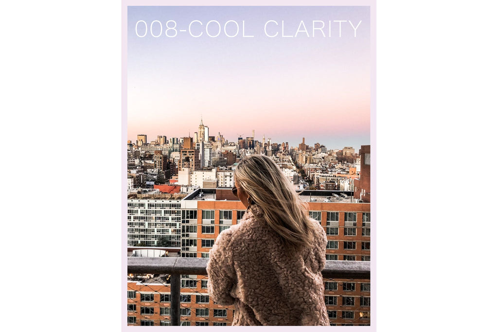 008 - COOL CLARITY PRESET