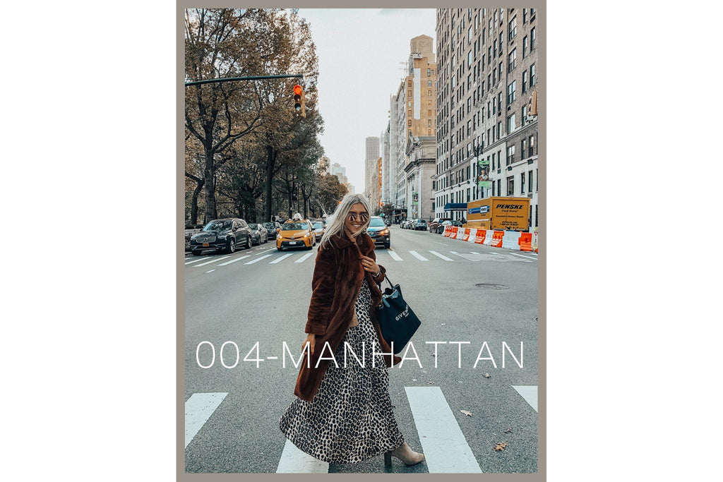 004 - MANHATTAN PRESET