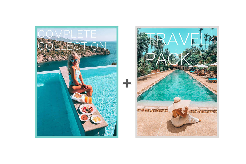 Complete Collection + Travel Pack | Mega Bundle