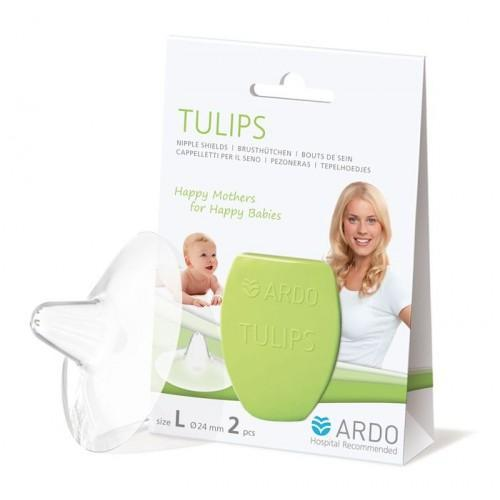 Ardo Tulips Nipple Shields Large
