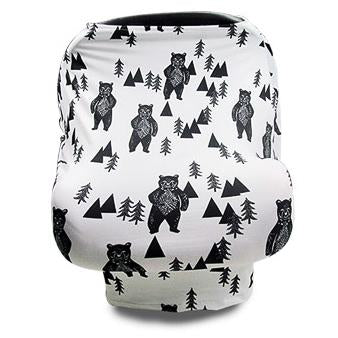 Niplashed Nursing Cover - Bear With Me