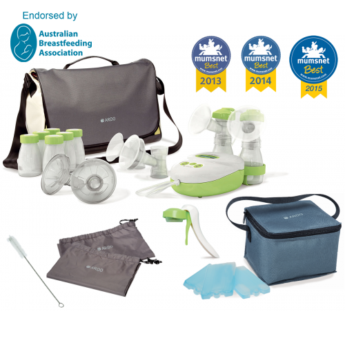 Ardo Australia Breast Pump Ardo Calypso To-Go Double Breast Pump Kit