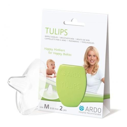 Ardo Australia Nipple Shields Ardo Tulips Medium - Nipple Shields