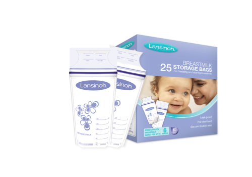 Lansinoh Breastmilk Collection & Storage Lansinoh - Breastmilk Storage Bags 25pk
