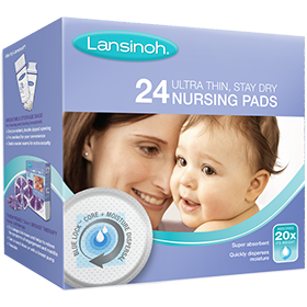 Lansinoh Disposable Nursing Pads Lansinoh - Ultra Thin Stay Dry Nursing Pads 24pk