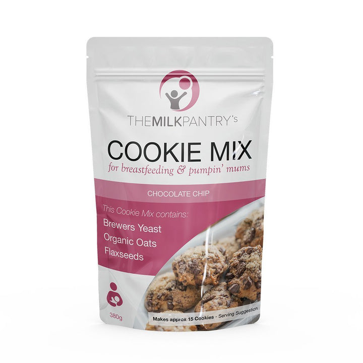 The Milk Pantry Supply Support The Milk Pantry - Choc Chip Cookie Mix