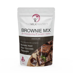 The Milk Pantry Supply Support The Milk Pantry - Chocolate Brownie Mix