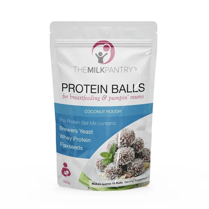 The Milk Pantry Supply Support The Milk Pantry - Protein Balls
