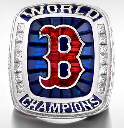 Boston Red Sox 2018 World Series Championship Ring Set - Ace Rings