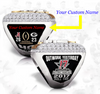 Alabama Crimson Tide 2018 NCAA Football Championship Ring Set - Ace Rings