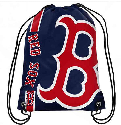 Boston Red Sox Drawstring Backpack - Ace Rings