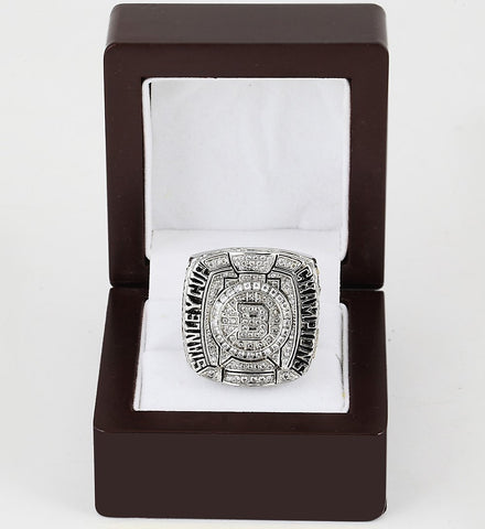 Boston Bruins 2011 Stanley Cup Championship Ring Set - Ace Rings