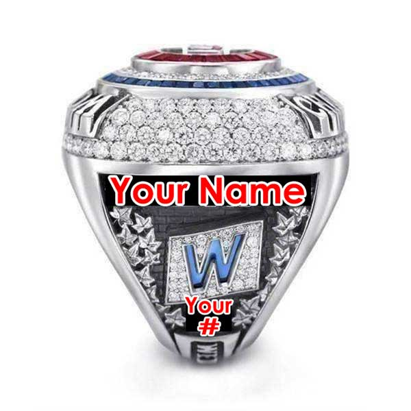 Chicago Cubs World Series Championship Ring 2016 - Ace Rings