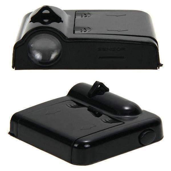 Alabama Crimson Tide Wireless LED Car Door Projectors (Set of 2) - Ace Rings