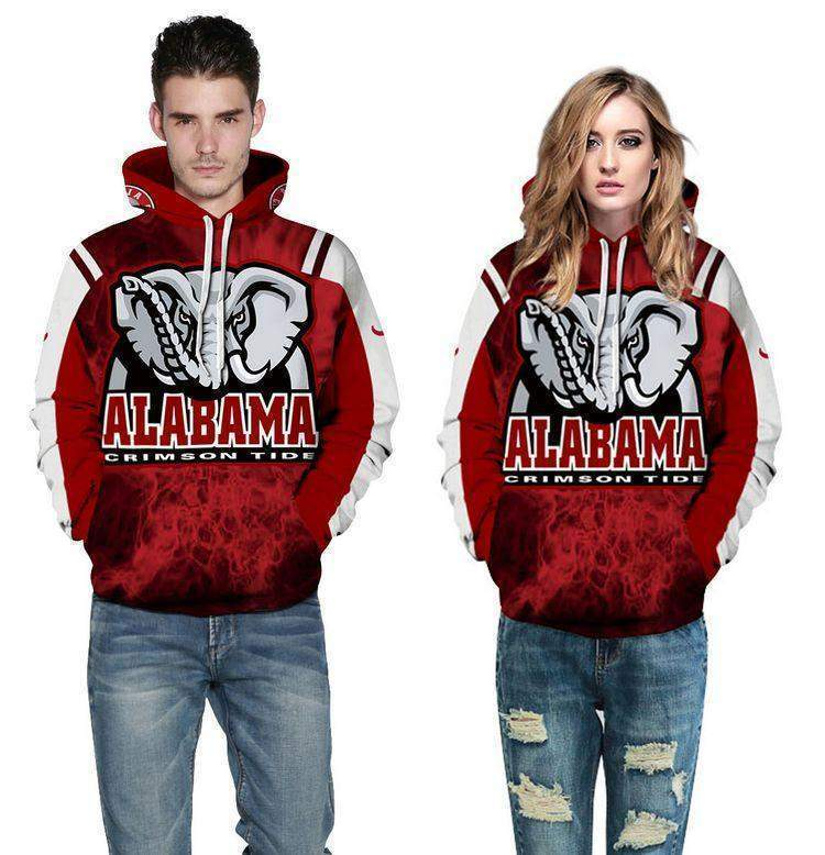 Alabama Hoodie Unisex - Limited Edition - Ace Rings