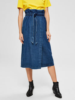 Demina Denim Skirt