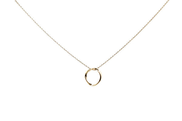 Carmen Circle Necklace