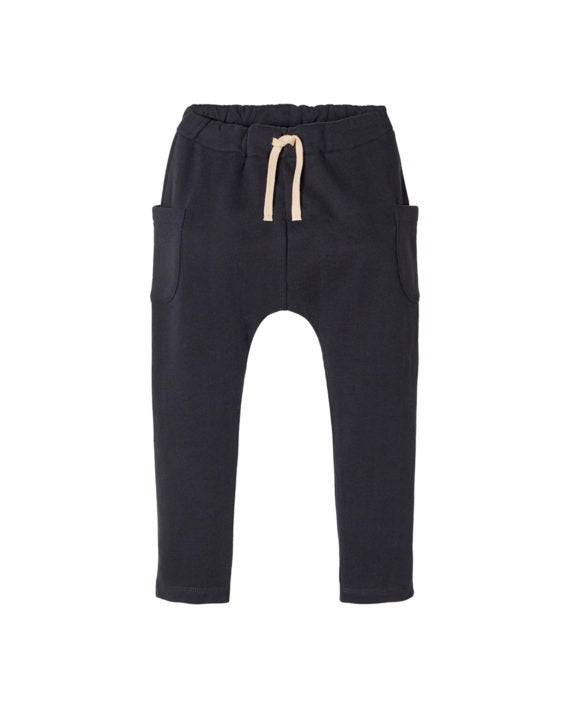 Molan Sweat Pant- Blue Graphite