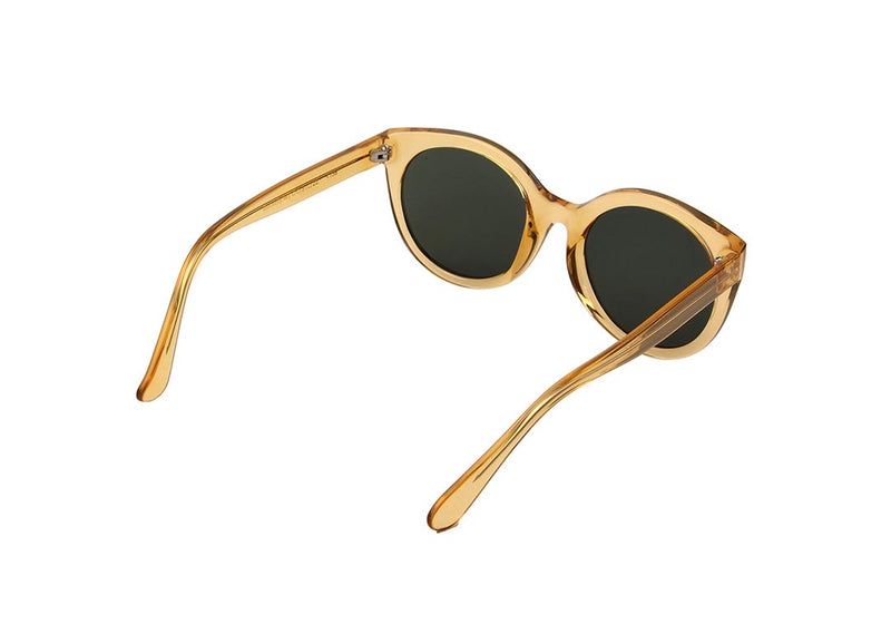 Butterfly Sunglasses - Yellow