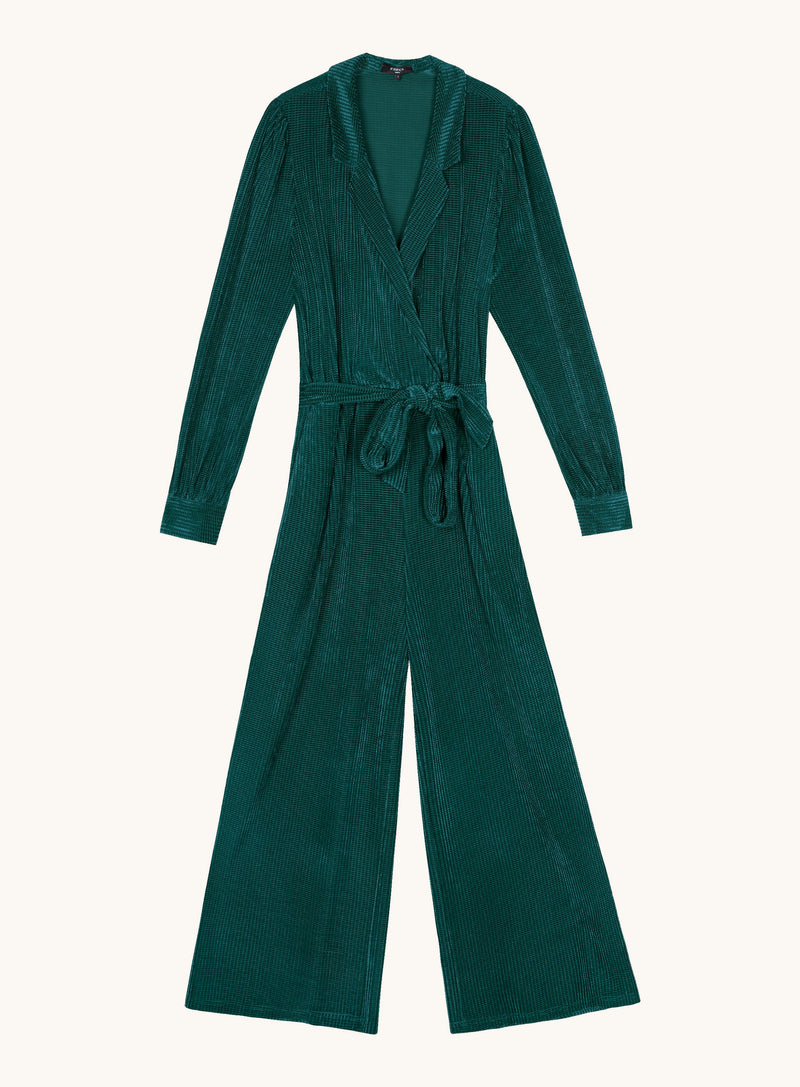 Madleen Jumpsuit Green