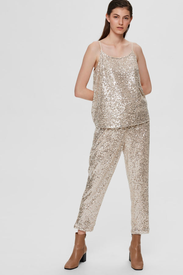 Lucille Sequin Trouser