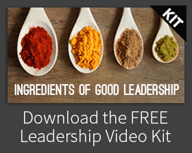 Ingredients of Good Leadership, Download the FREE Video Kit