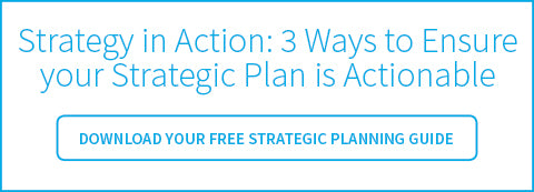 Download your free Strategic Planning guide