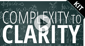 Complexity to Clarity