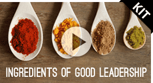 Ingredients of Good Leadership