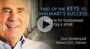 Two of the Keys to Walmart's Success