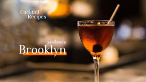Brooklyn Cocktail Recipe - SanSwee