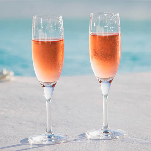 Champagne Cocktail Recipe - SanSwee