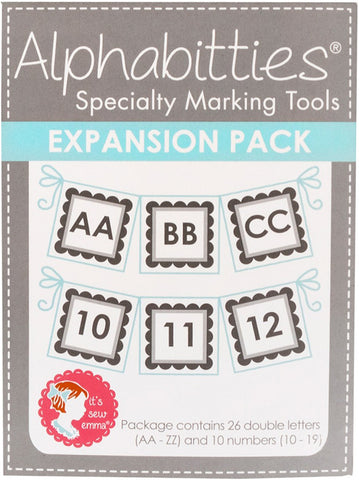 Alphabitties Expansion Pack