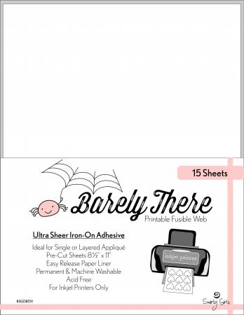 Barely There Fusible Web