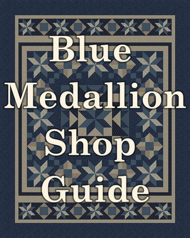 Blue Medallion Shop Guide